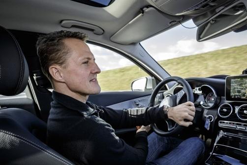 Mercedes C Michael Schumacher 1