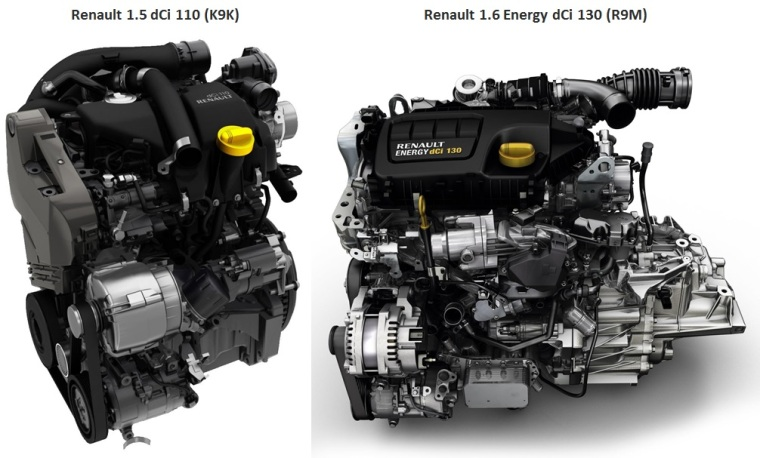Renault K9K R9M