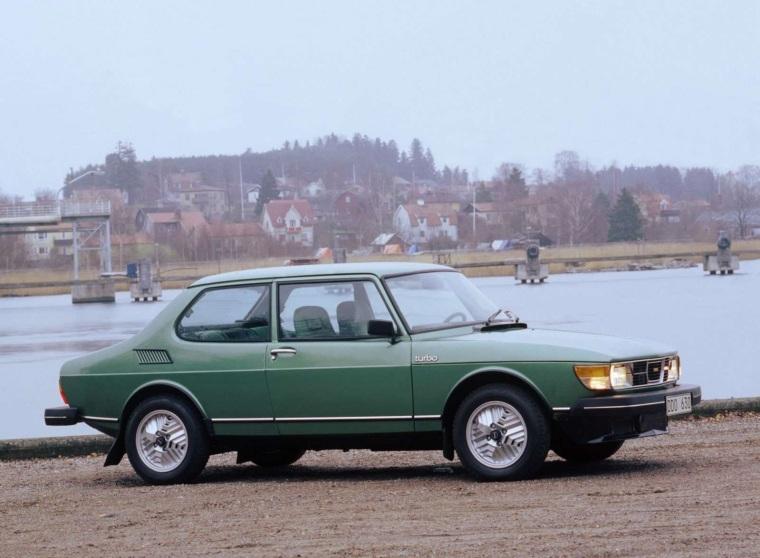 Saab 99 Turbo 1