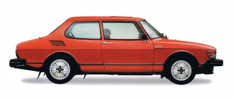 Saab 99 Turbo 2